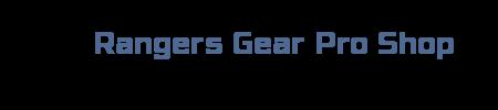 Rangers Gear Pro Shop